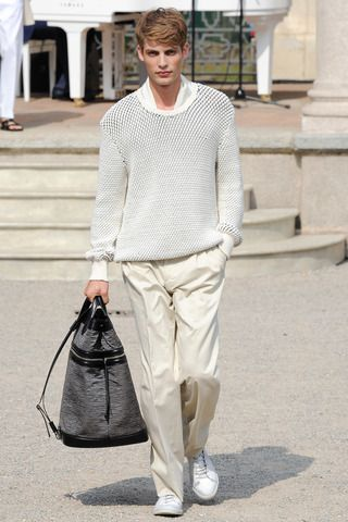 Corneliani Spring 2015 Menswear Collection Slideshow on Style.com