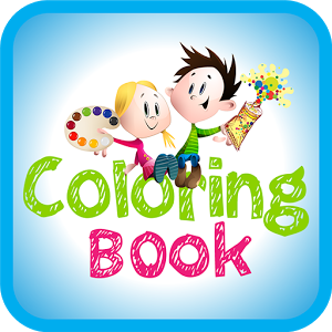 kids coloring book app allows kids to color shapes and objects its basic app for - Kids Coloring App