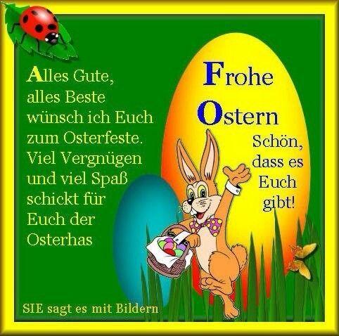 spruche ostern frohe ostern ostern bilder pfingsten gute wunsche apotheke osterhase servietten kerstin