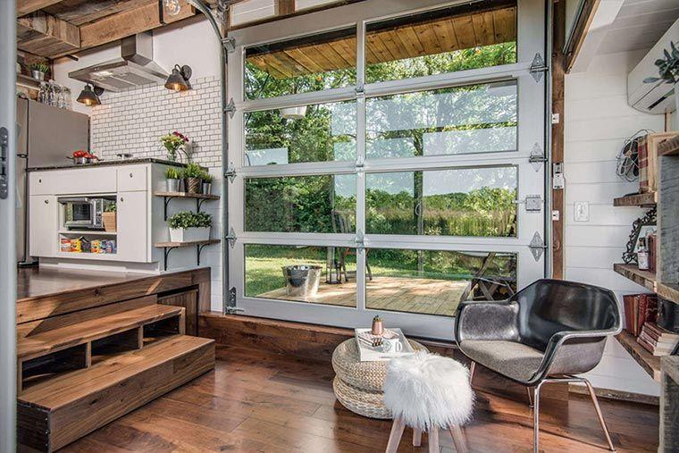 Luxus Auf Ganz Kleinem Raum The Alpha Tiny House In 2018 Tiny