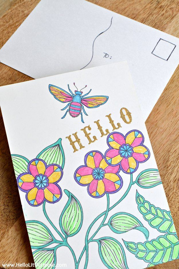 Homemade Coloring Books For The Kiddos And Crayon Bundles Mailer Design Childrens Party Coloring Books