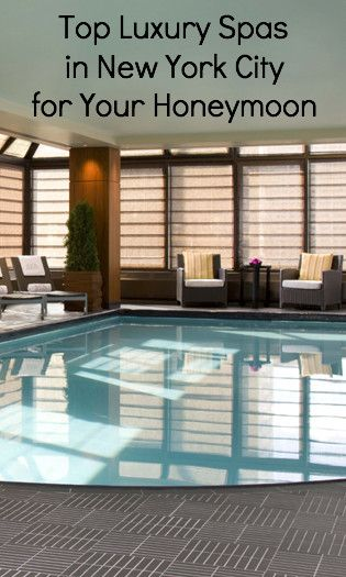 5 New York City Spa Escapes For Fall in 2019 | Honeymoon