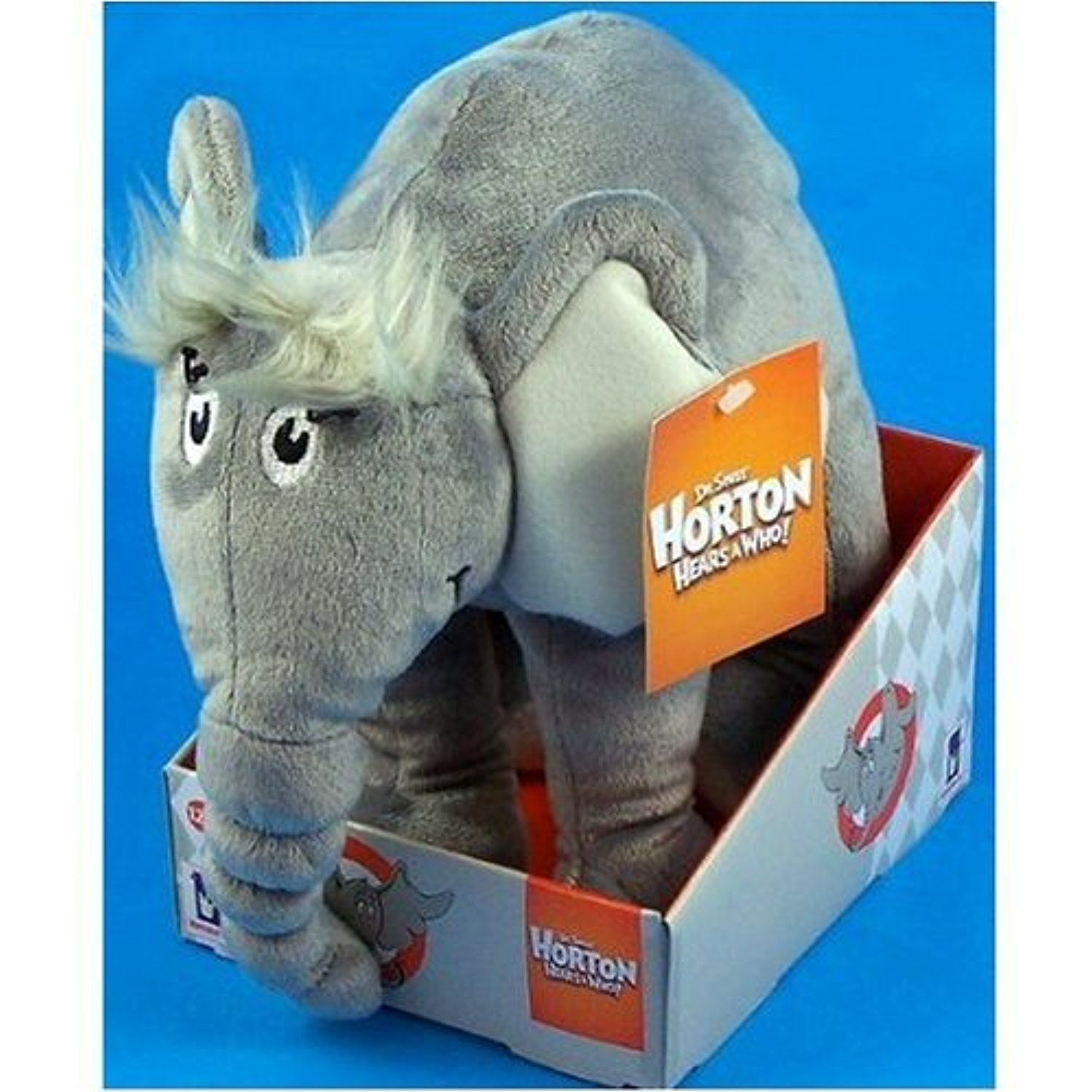 Horton Hears A Who Plush Elephant ** Want To Know More