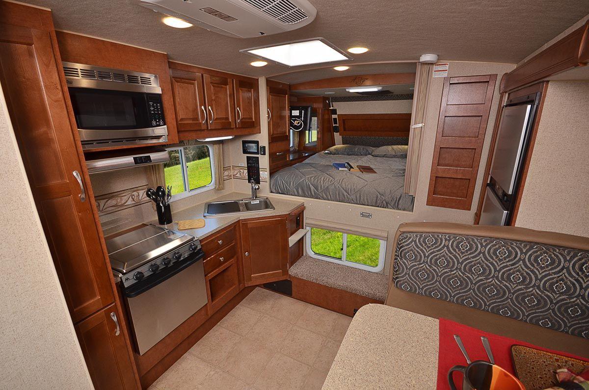 Camper 990 Truck Camper Luxury Campers Truck Camper Shells