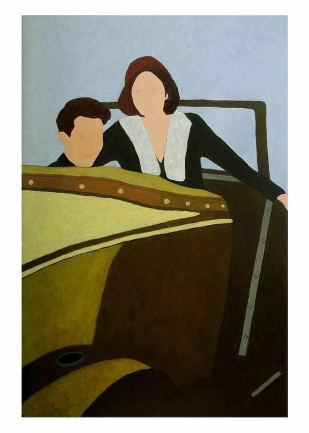 1932 [Art Deco-A2733] - $500.00 painting by oilpaintingsartmaker.com