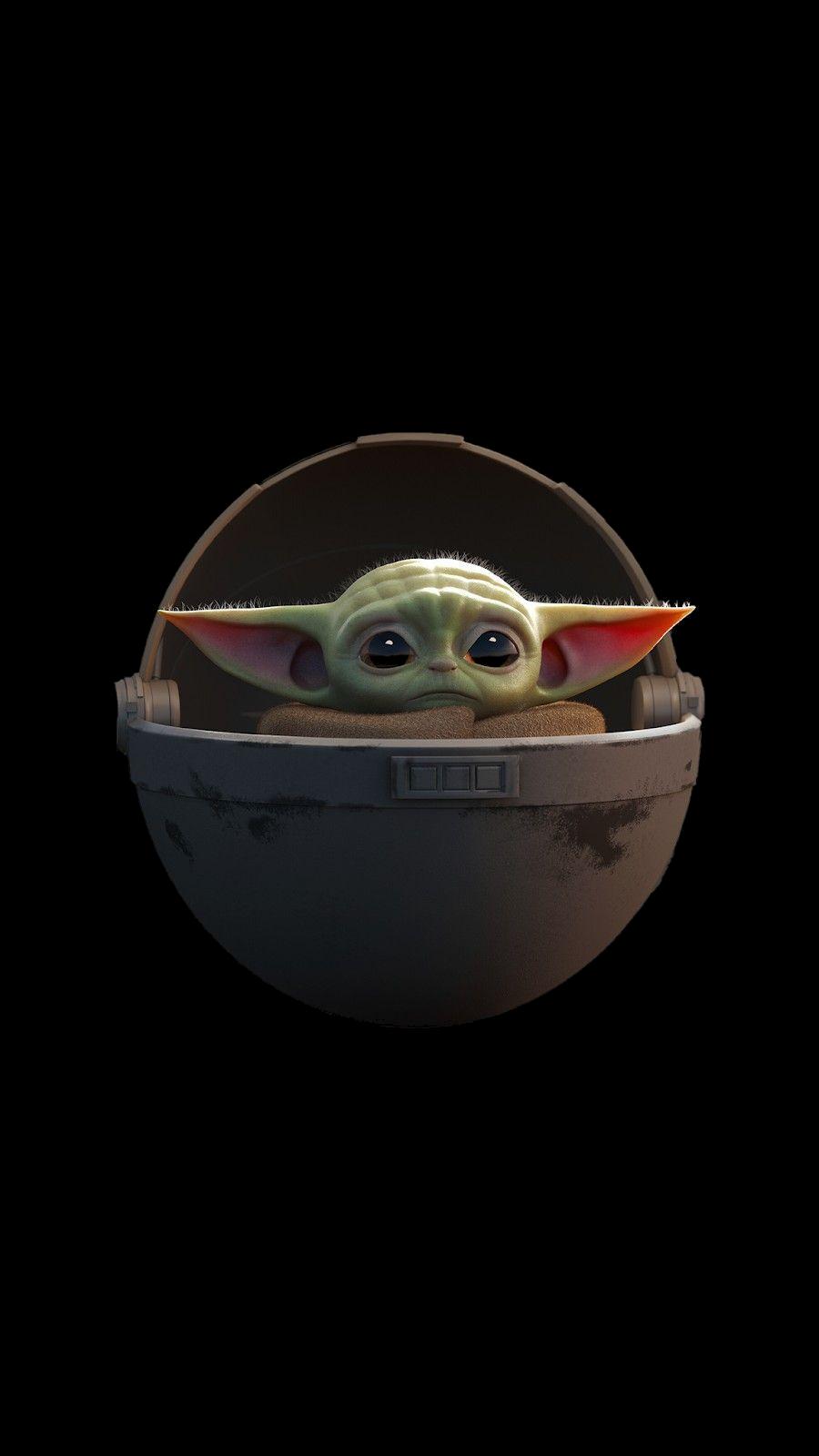 Baby Yoda Mobile Wallpaper Yoda wallpaper