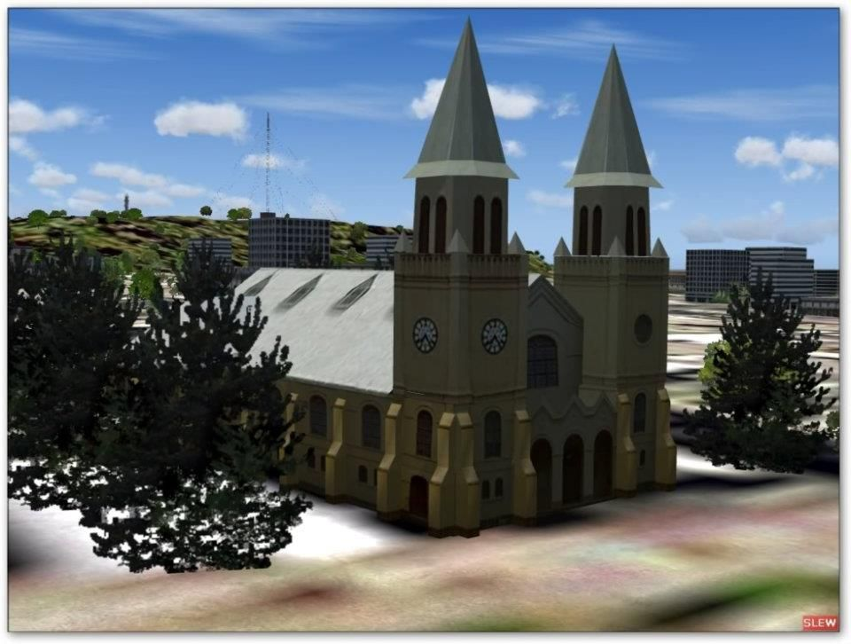 Twee Toring Church Bloemfontein Nice Memories Pinterest Churches South Africa And Africa