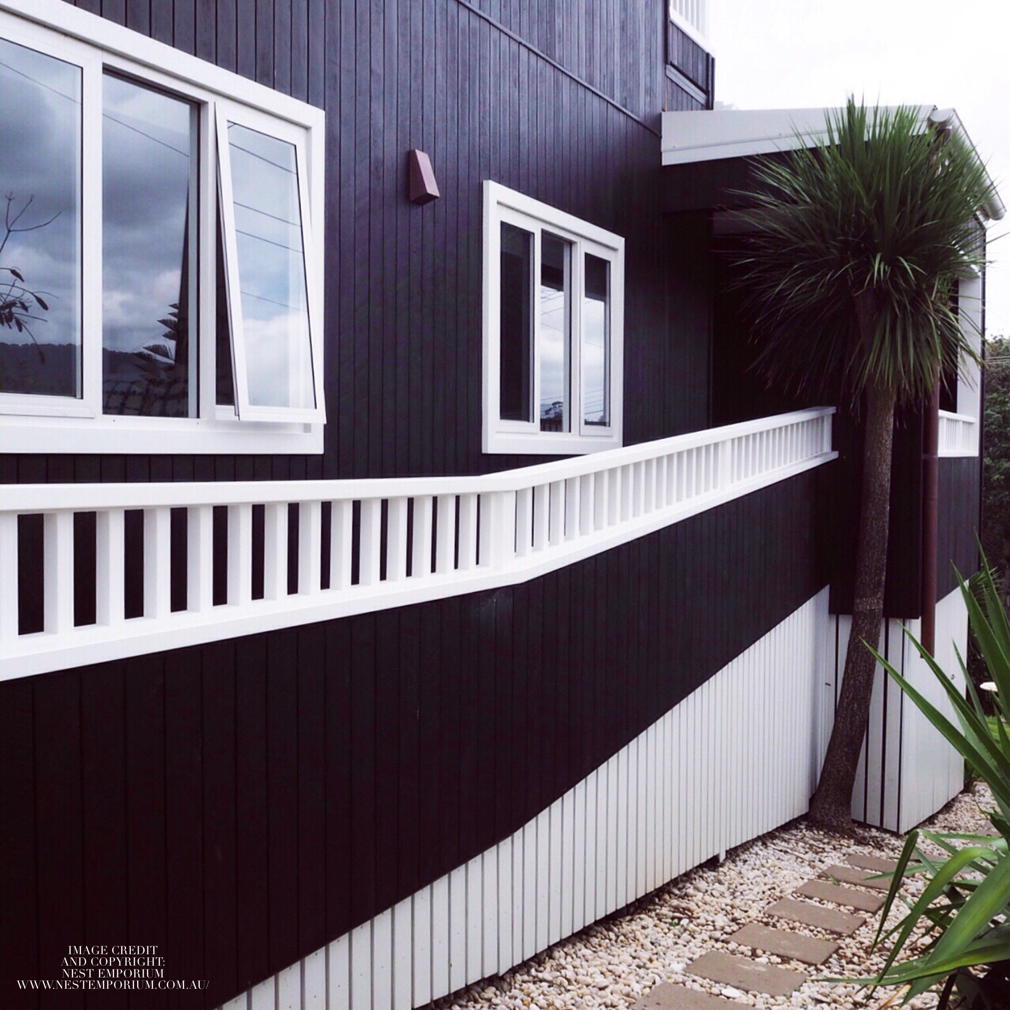 The Magnificence Of Monochrome We Love How The Garden Positively