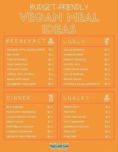 Plan De Alimentación Perfecto: Vegetariano