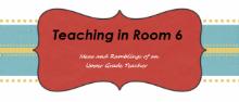 Teaching in Room 6: Calendar Math