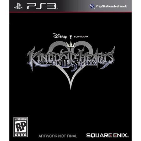 Square Enix Kingdom Hearts Ii 5 Ps3 Walmart Com Kingdom Hearts Hd Kingdom Hearts Kingdom Hearts Ii