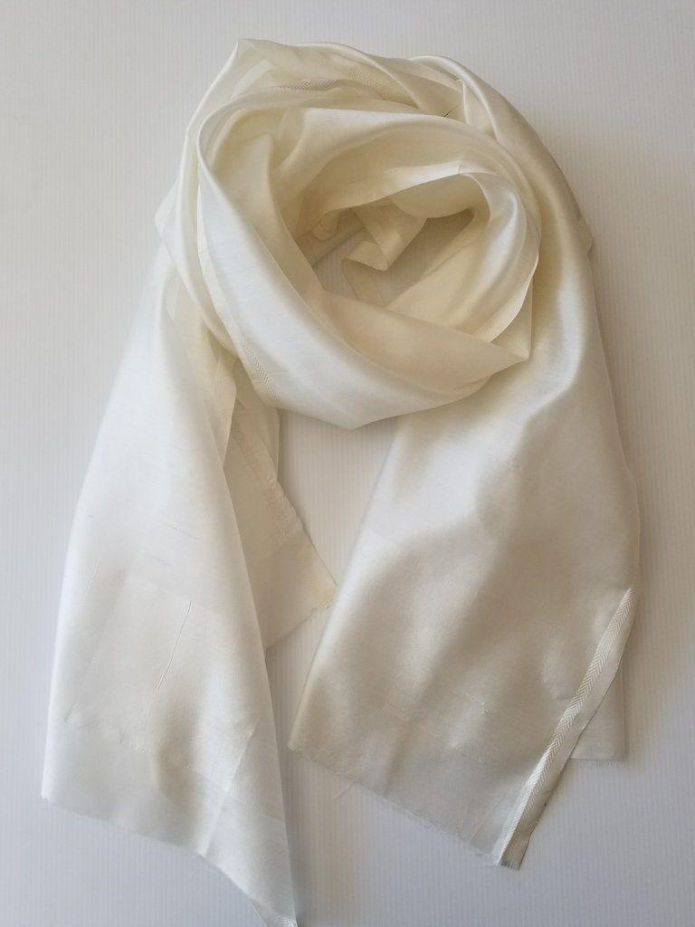 Savasana Silk Scarf With Images Scarf Silk Scarf Fashion