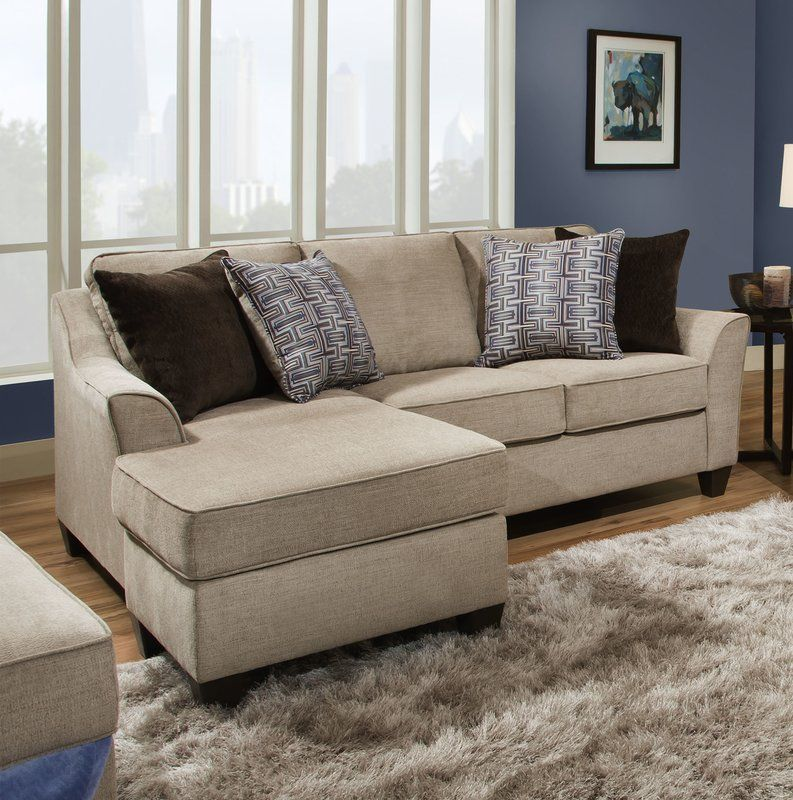 Henslee Reversible Sectional In 2019 Sofa Living Room Furniture