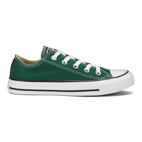 CONVERSE Chuck Taylor Unisex Ox Trainers Green