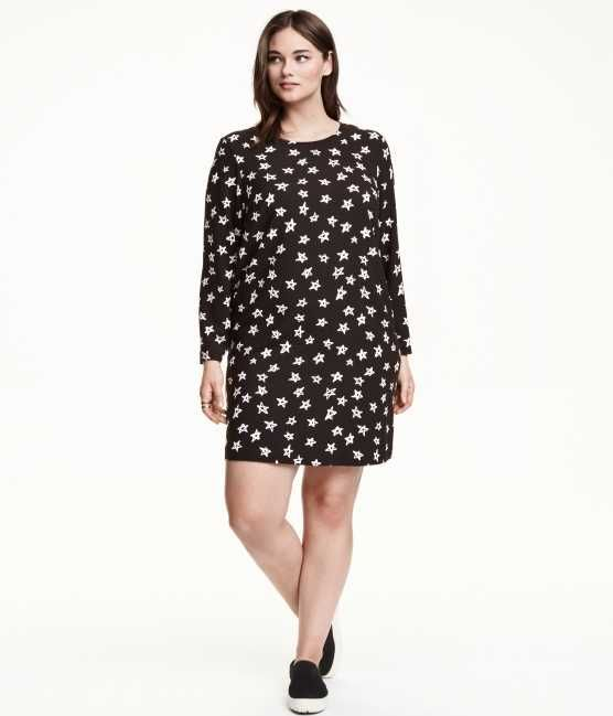 h m plus dresses next day delivery