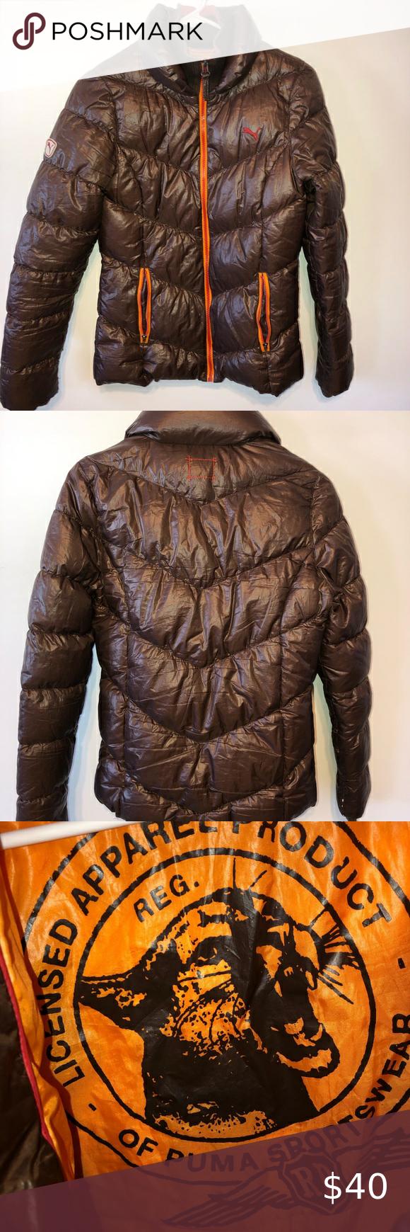 Puma Puffer Jacket Puffer Jacket Women Coats Jackets Women Puffer Jackets [ 1740 x 580 Pixel ]