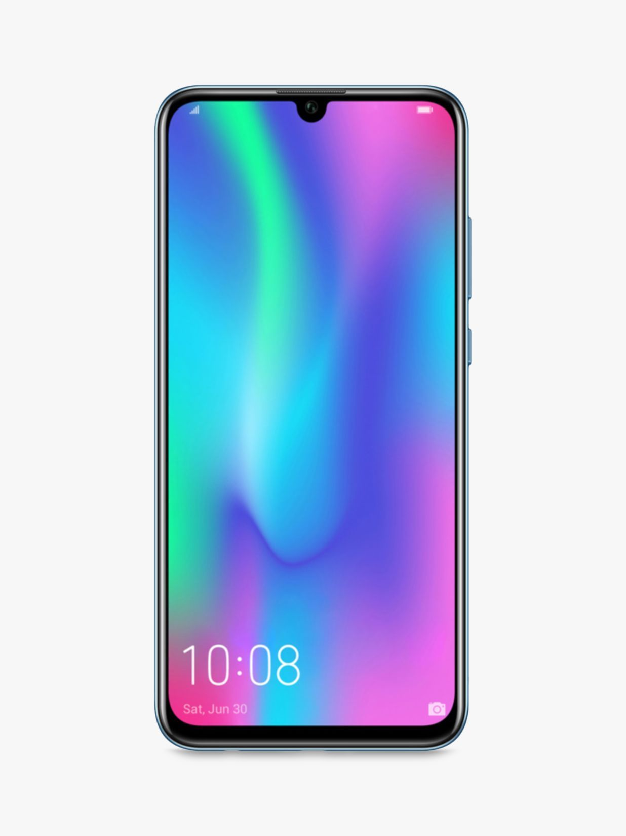 Honor 10 Lite Dual Sim Smartphone Android 6 21 4g Lte Sim Free 64gb Sapphire Blue Dual Sim Sims Smartphone