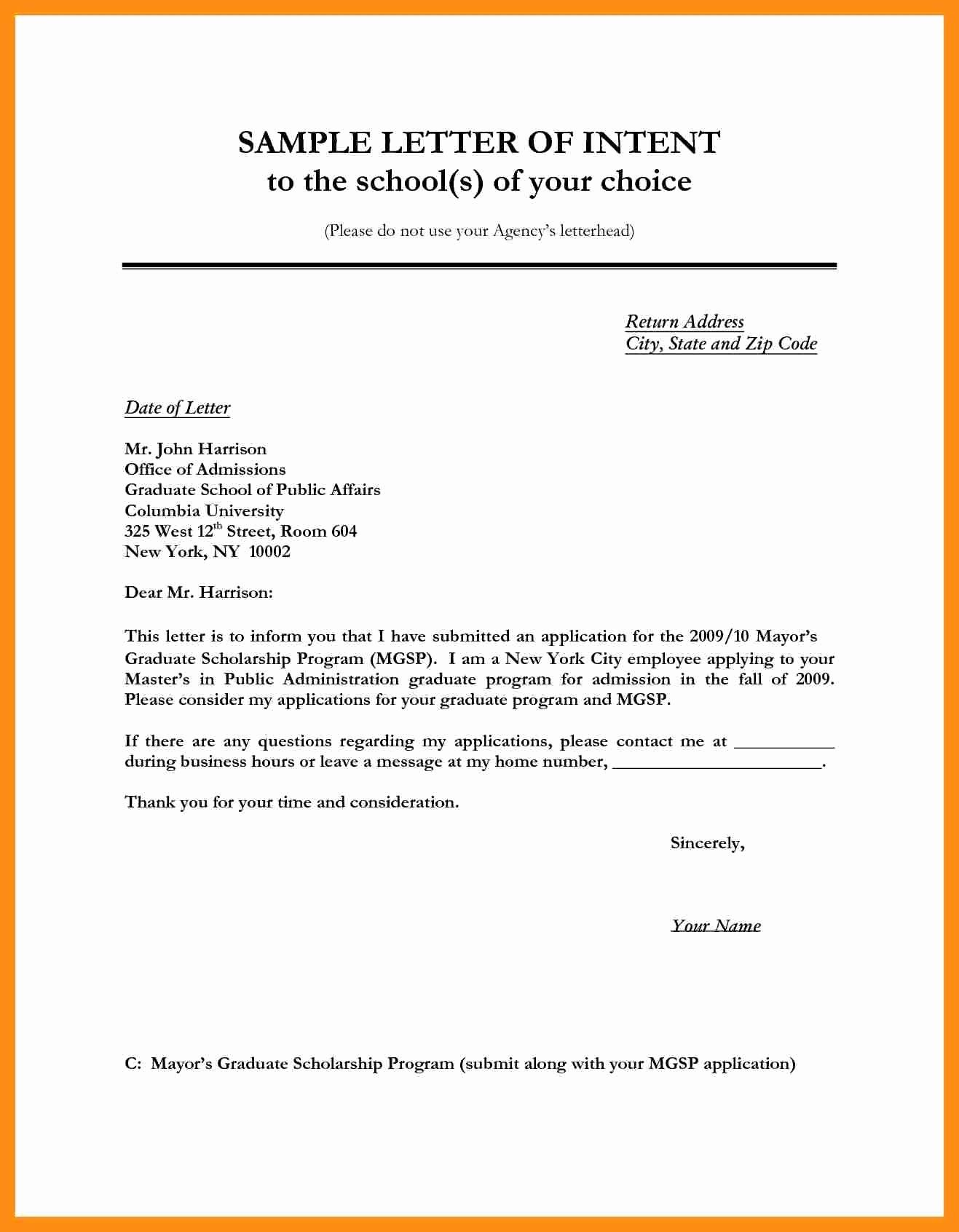 23 Letter Of Interest Vs Cover 55 Lovely Resume
