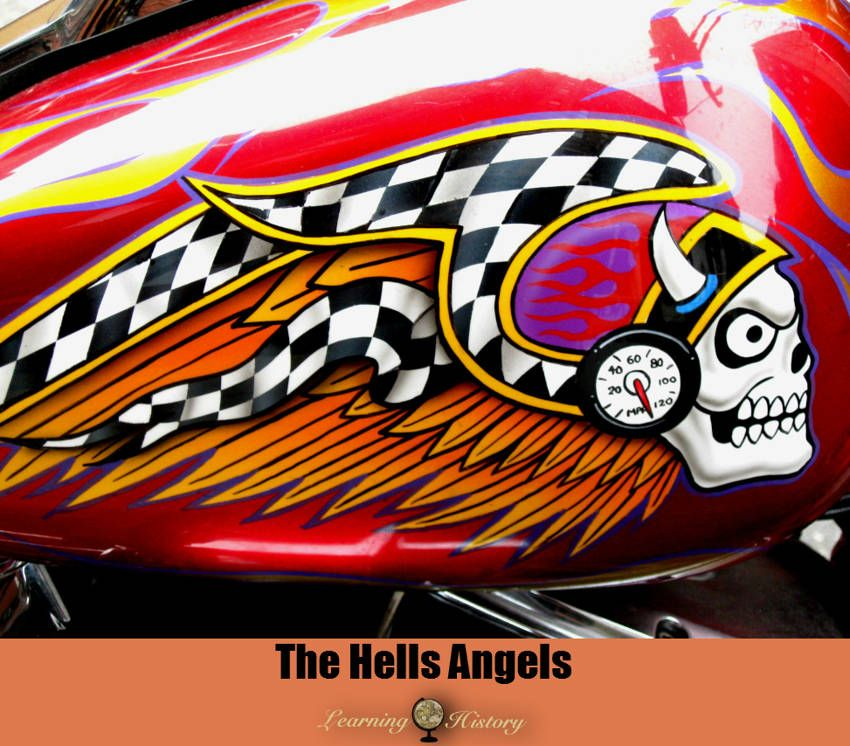 The Hells Angels Motorcycle Club Historical Events