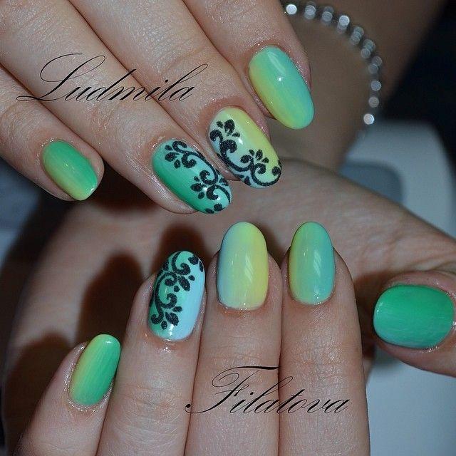 Instagram Media By Ludmilafilatova Nail Nails Nailart Exotic