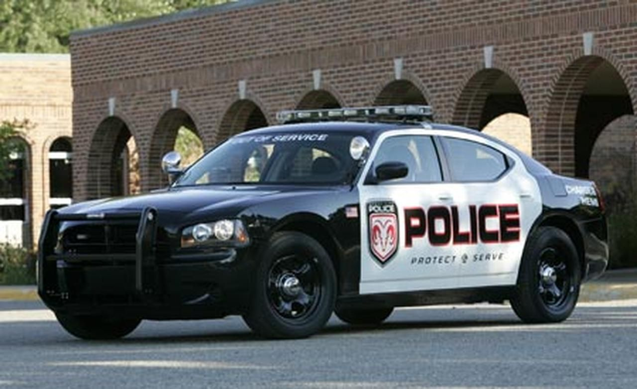 Police dodge charger dodge charger police package