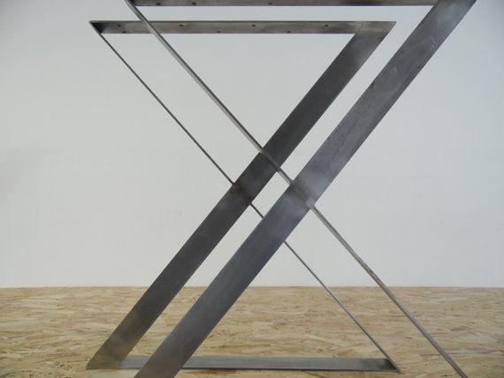 steel table dining table legs