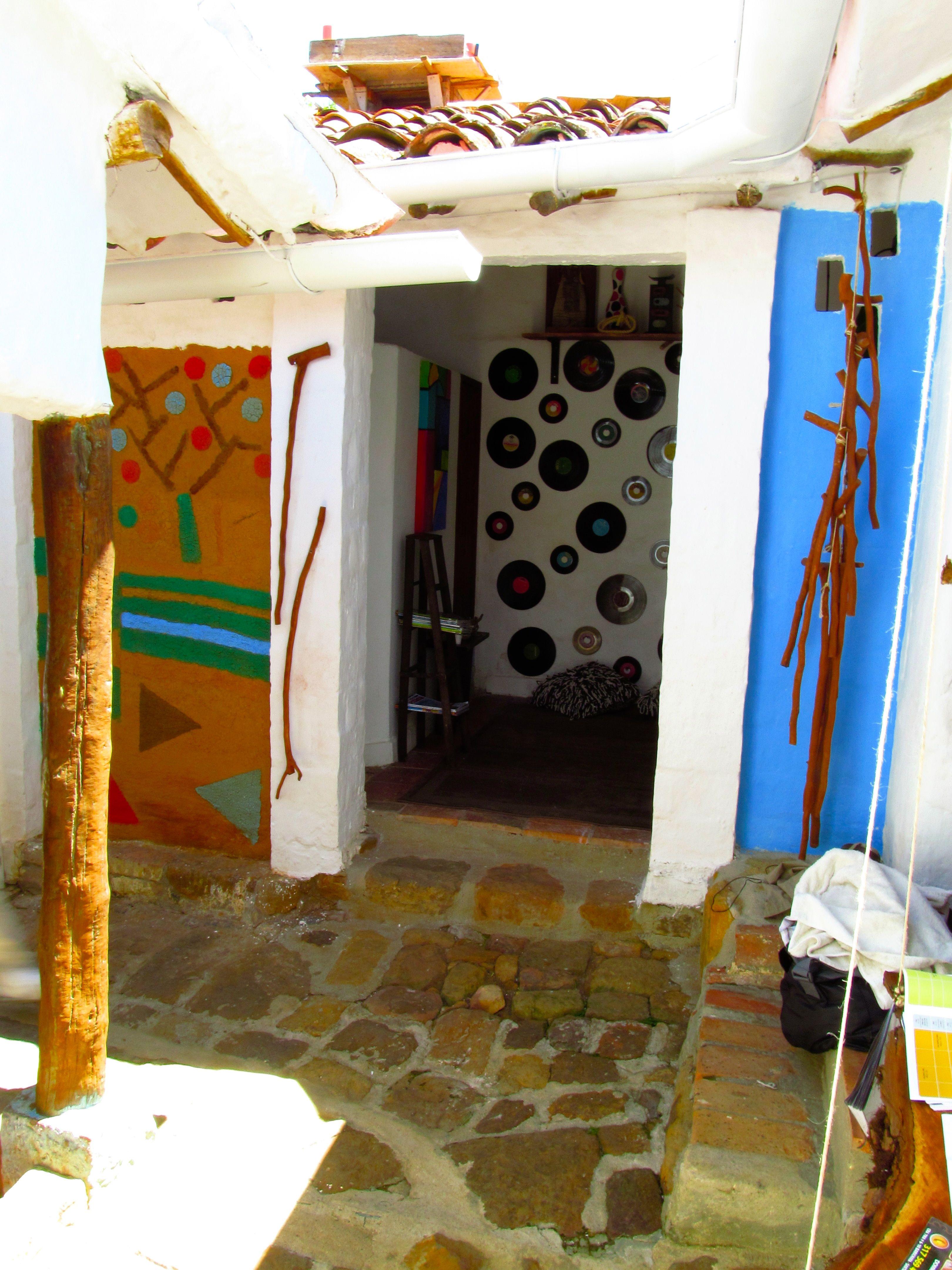 Casa bak barichara santander casas pinterest casas - Muebles jose maria santander ...