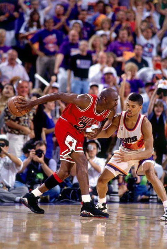 NBA Kicks Retro: Game 6 Air Jordans