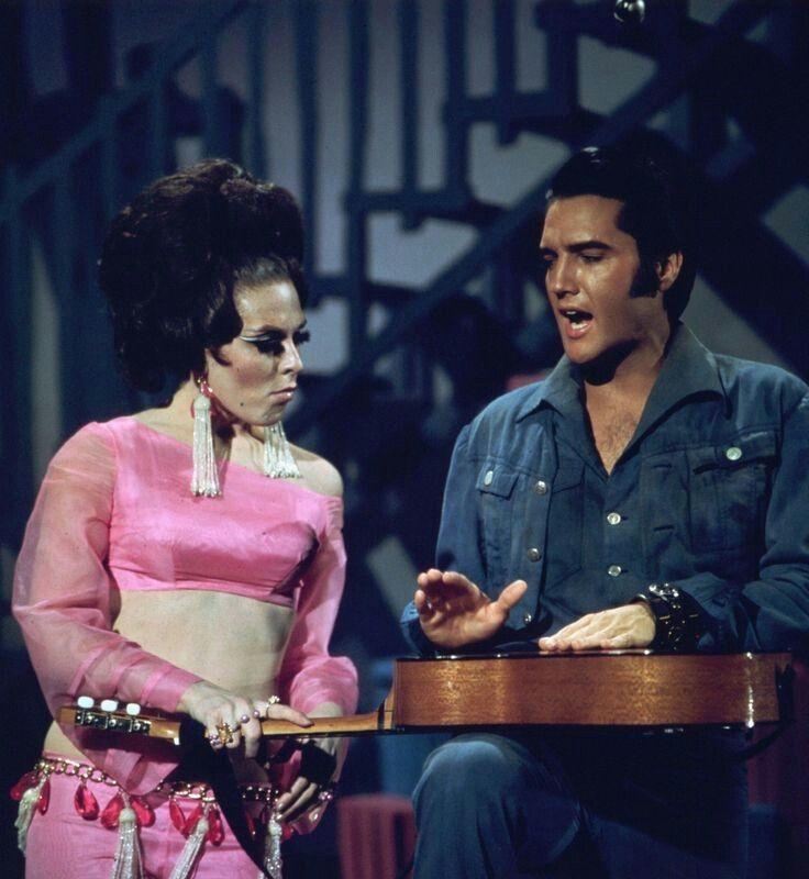 Elvis 68 Comeback Special, Nbc Tv