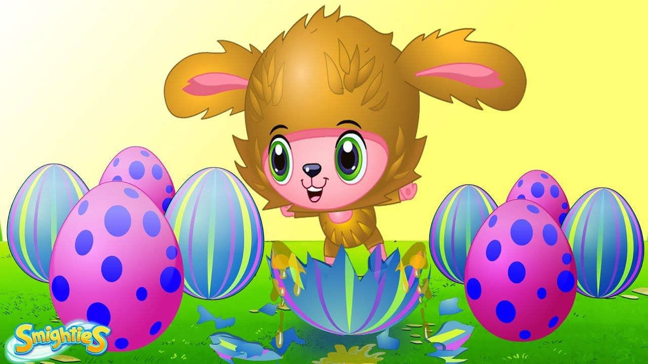 Smighties Easter Egg Surprise Smash Cartoons For Kids Children S Animation Videos Children Forkids Cartoon Cartoon Kids Funny Videos For Kids Cartoon