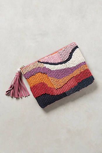 Nessa Beaded Pouch
