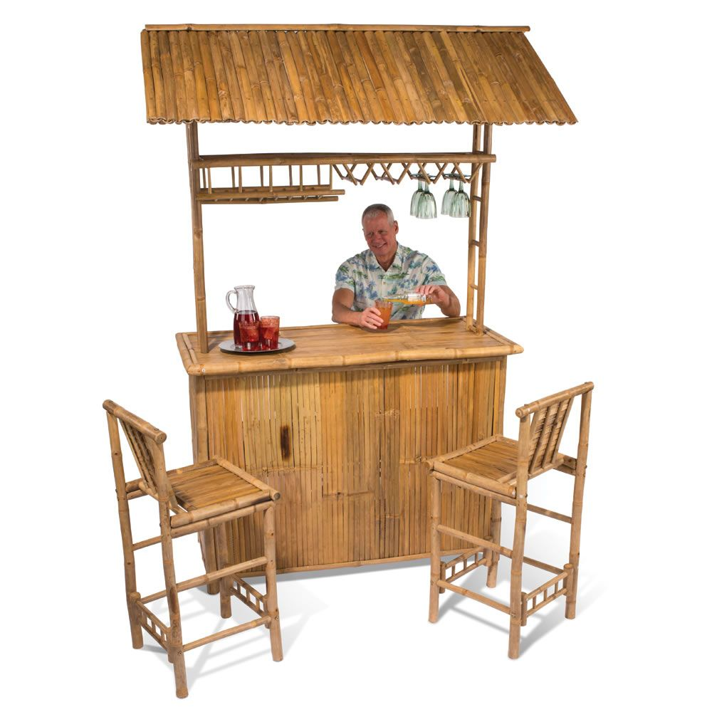bamboo tiki bar with roof 28 images quality bamboo and. Black Bedroom Furniture Sets. Home Design Ideas
