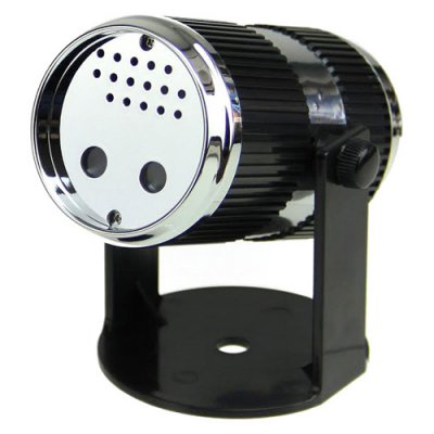 Northlight Sound Activated Mini Christmas Laser Star Light Projector