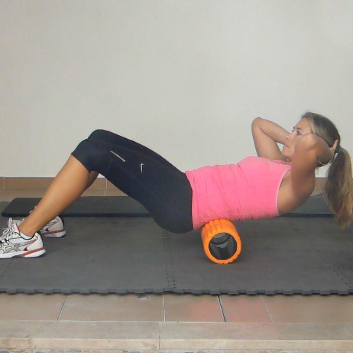 Foam roller lower back exercise lower back exercises