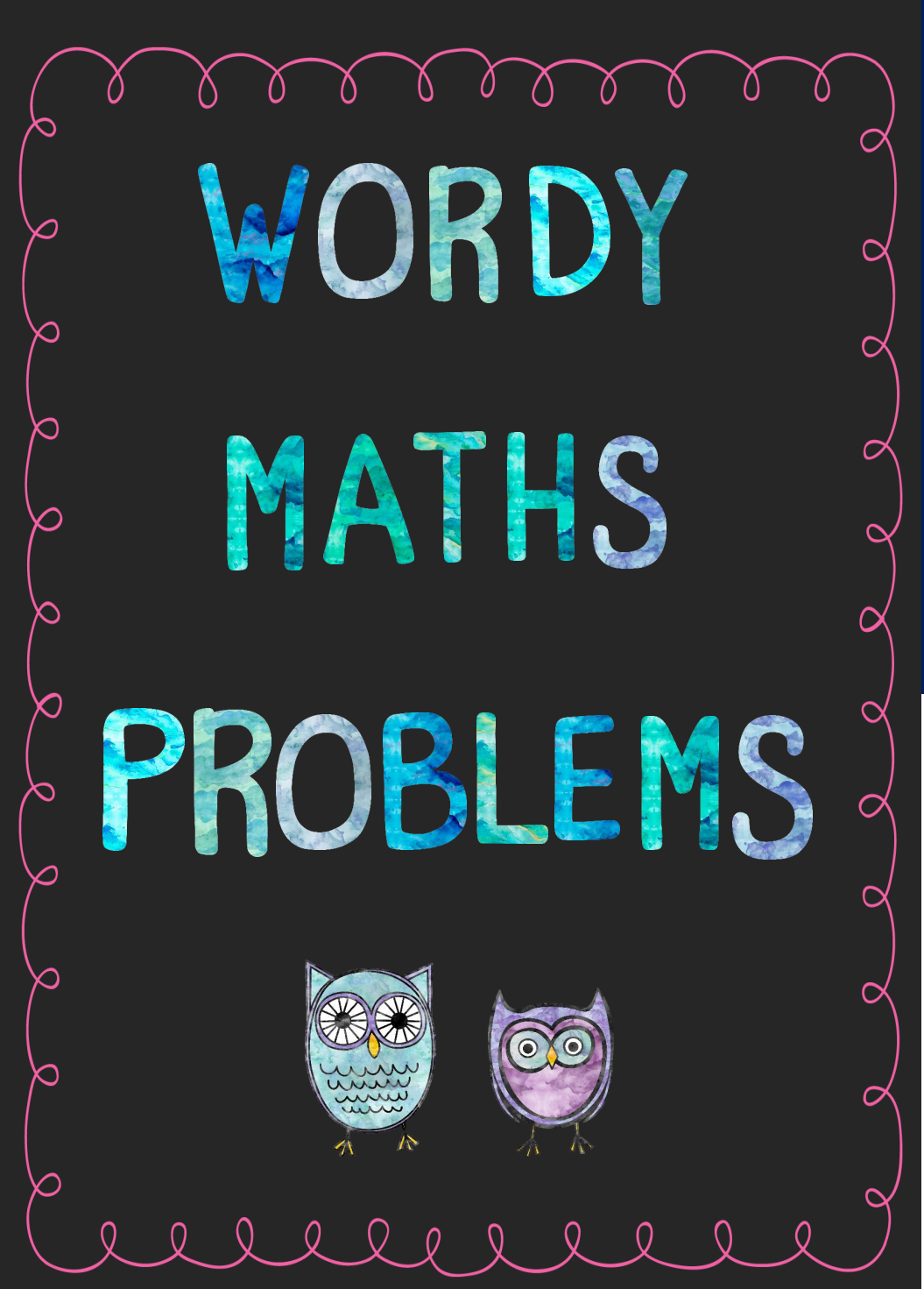 8 Maths problems written in words as real life scenarios. Problems ...