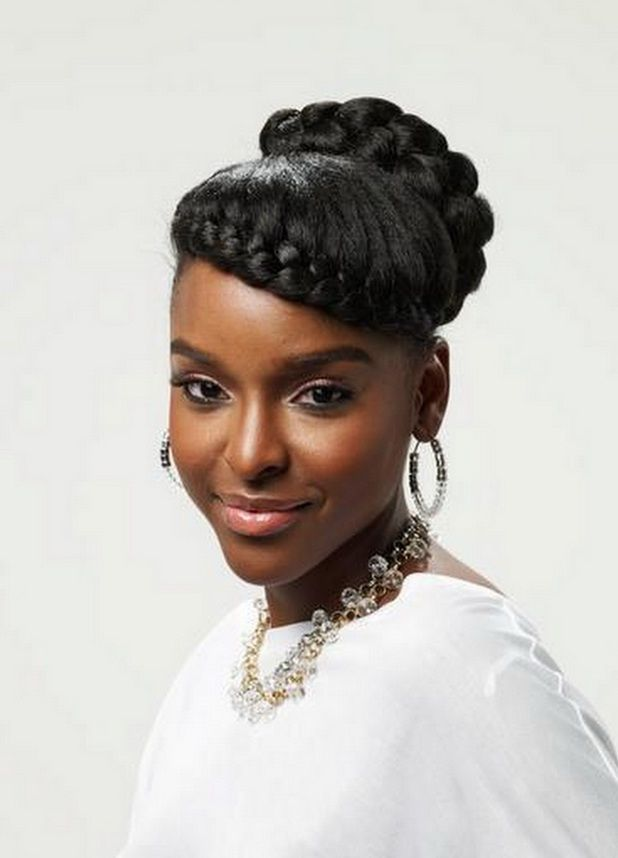 Brilliant Cornrow Hairstyle For Women And For Women On Pinterest Hairstyles For Women Draintrainus