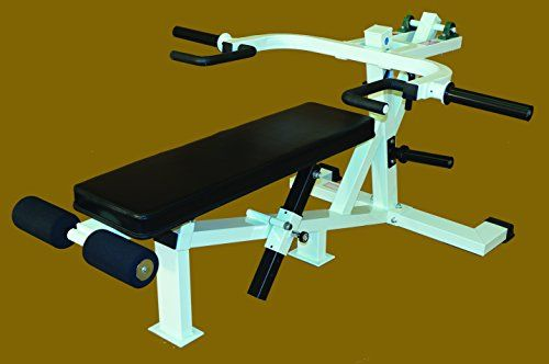 Pro Power Bench System Gym Quality Learn More By Visiting The Image Link Best Home Gym Equipment Gym At Home Gym