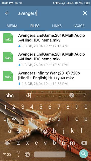 Avengers infinity war in tamil torrent