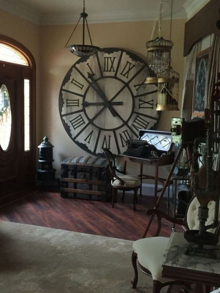 Best 8 Diy Steampunk Home Decor Ideas For Inspiration