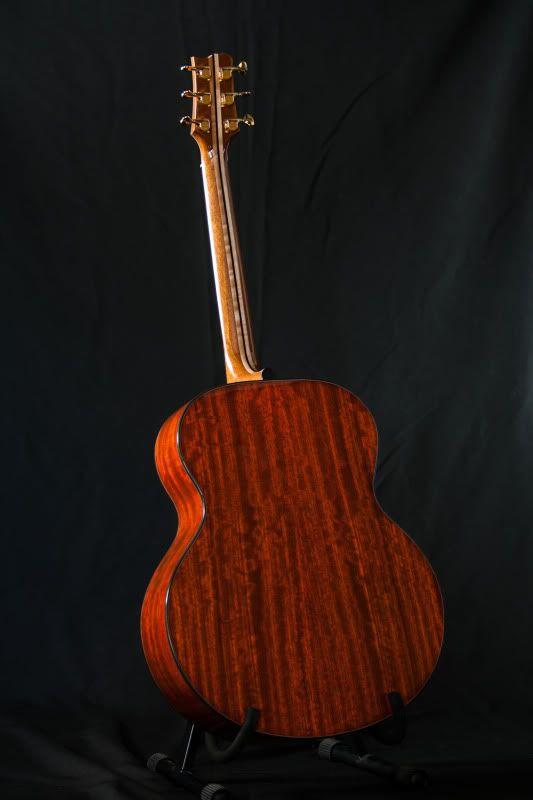 Padauk Guitar Acoustic Guitar Acoustic