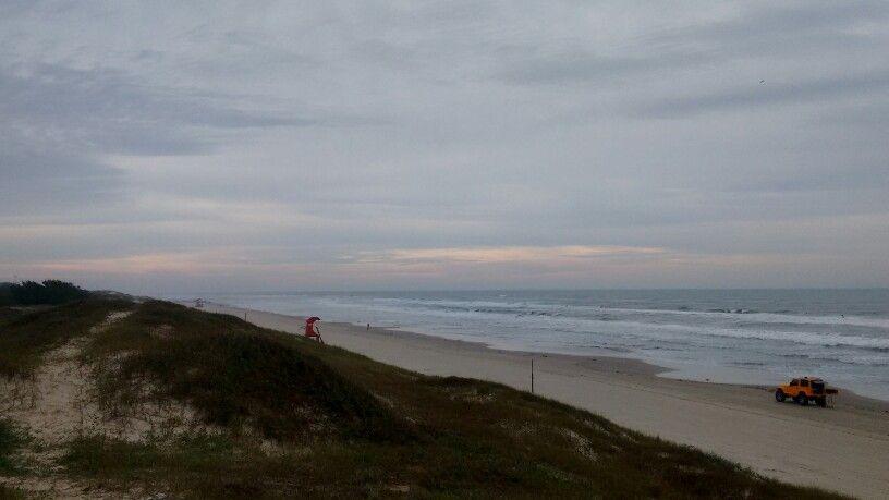 Final de tarde na Praia...*.*