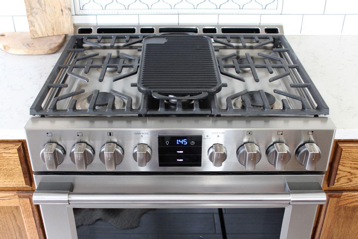 Kitchen renovation frigidaire professional appliances appliances