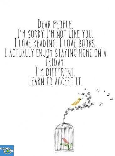I love reading. I love books.❤️
