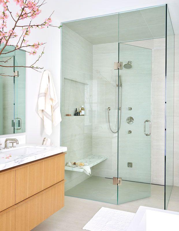 10 Stunning Shower Ideas For Your Next Bathroom Reno Traditional Bathroom Bathroom Interior Bathroom Interior Design