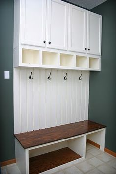 Google image result for https s media cache - Shoe and coat storage ideas ...