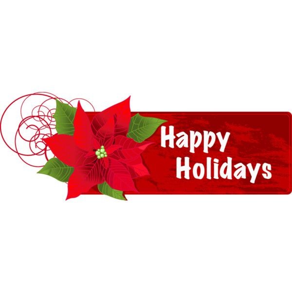 Happy Holidays Banner 2013 2 Png 1024 381 Liked On Polyvore Featuring Christmas Holiday Banner Happy Holidays Holiday