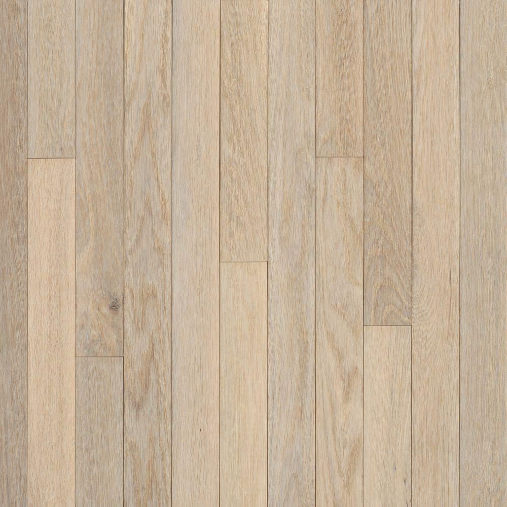 Bruce American Originals Sugar White Oak 3 4 In X 2 1 4 In X Varying L Solid Hardwood Flooring 20 Sq Ft Case Shd2500 The Home Depot White Oak Hardwood Floors Solid Hardwood