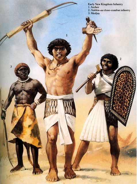 the military in new kingdom egypt The importance of the pharaoh in new kingdom egyptian society  as egypt was known for its military prowess, it was important for the king to be seen as a hunter.