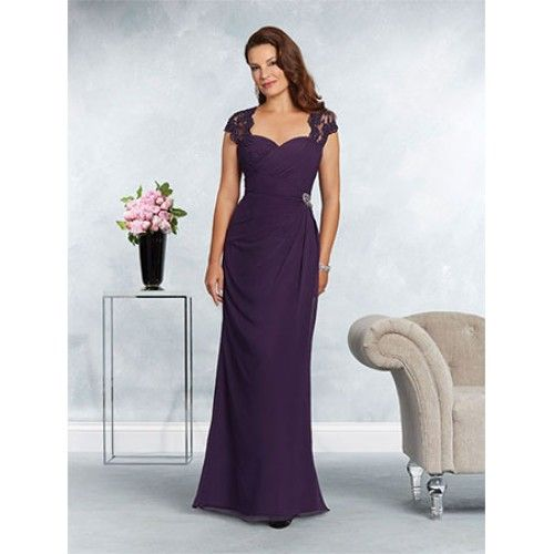Alfred Angelo Mother Of The Bride Dress 9061