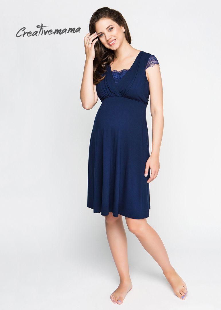 0746de1b68d777f Платье домашнее Royal 🌸 Для Беременных и кормящих мам, можно носить после  беременности и